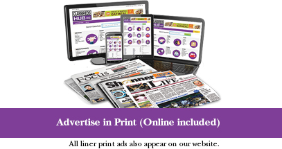 Online and Print Posting
