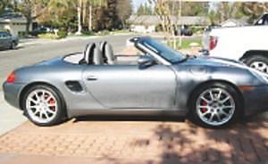 2001, Porsche, Boxster