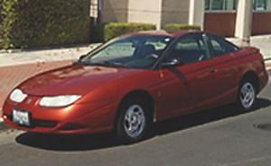 2002, Saturn, coupe