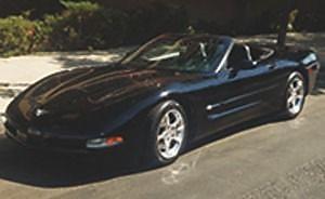 2003, Chevrolet, Corvette