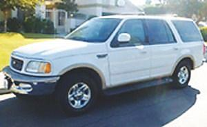 1998, Ford, Expedition