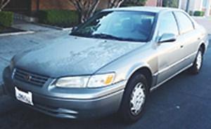 1998, Toyota, Camry