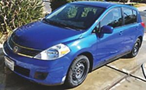 2009, Nissan, versa