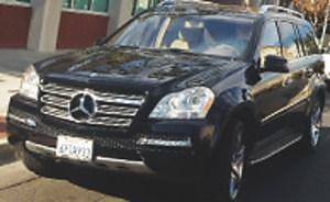 2011, Mercedes-Benz, GL550