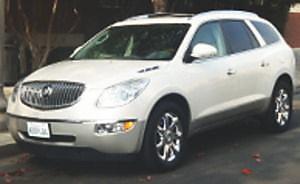 2008, Buick, Enclave CXL