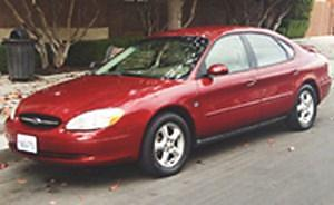 2002, Ford, Taurus SES