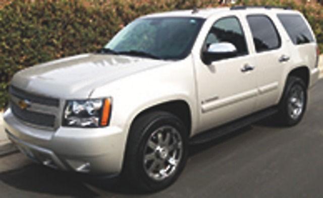 2007, Chevrolet, Tahoe LTZ