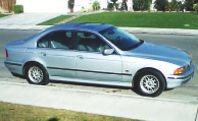 1998, BMW, 528i