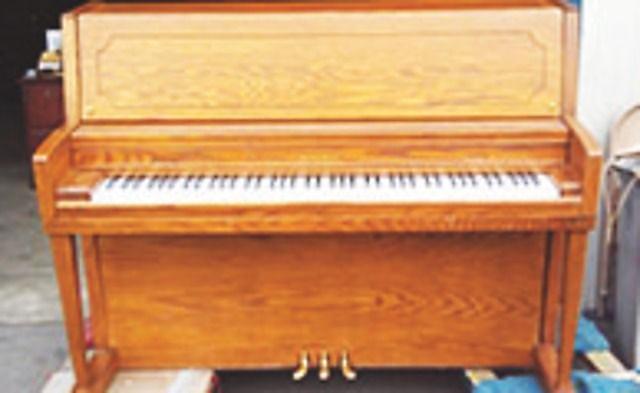 piano's (2) nice