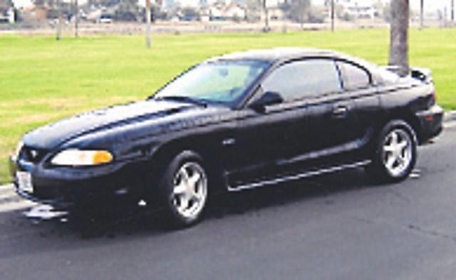 1997, Ford, Mustang