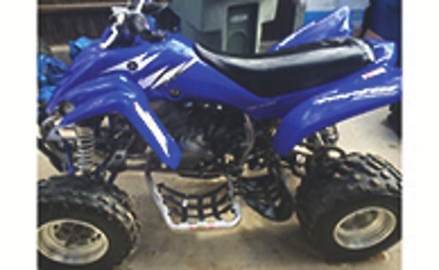 2006 YAMAHA 250 Raptor