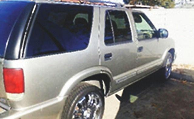 2000, Chevrolet, Blazer