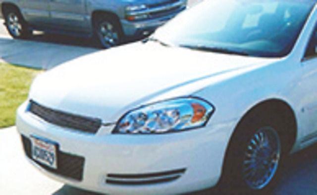 2008, Chevrolet, Impala
