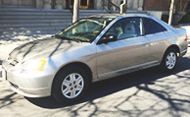 2003, Honda, Civic