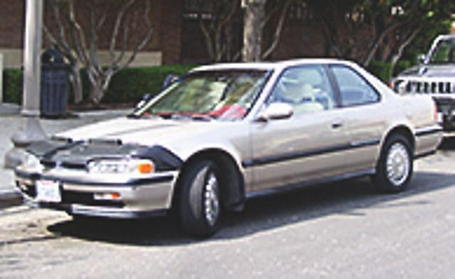 1991, Honda, Accord