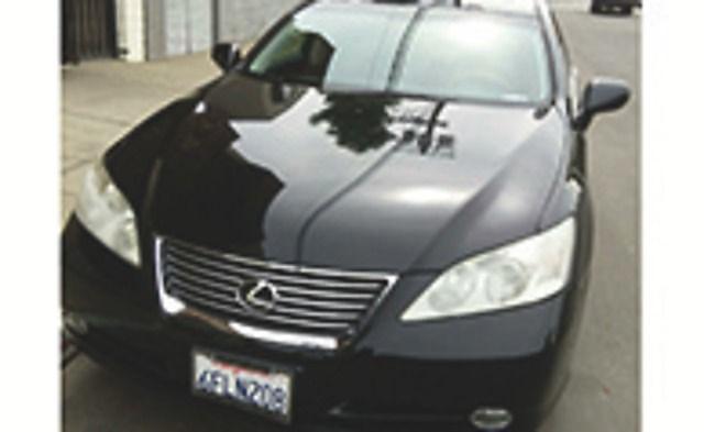 2008, Lexus, ES300