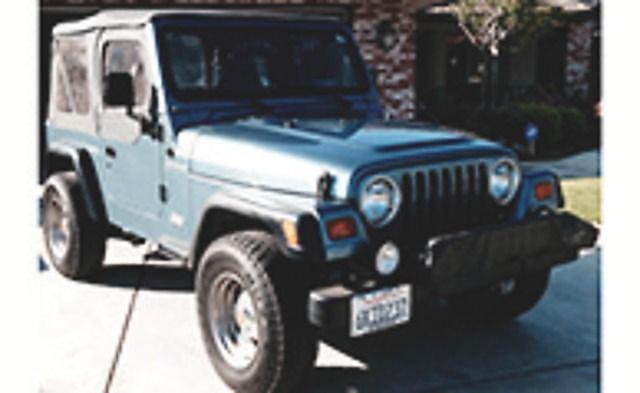 1997, jeep, Wrangler