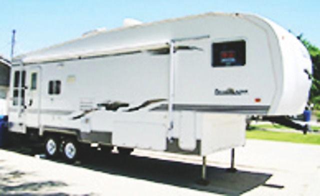 2007, , 5th wheel