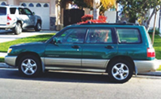 2001, Subaru, Forester