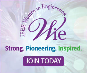 Join IEEE Women in Engineering