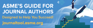 ASME Guide for Journal Authors